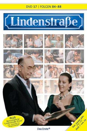 Lindenstraße - DVD 17 (Folge 84 - 88)