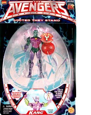 Avengers Animated > Kang Action Figure