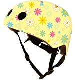 Kiddimoto Kids Helmet - Flower
