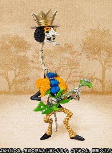 魂ウェブ限定 フィギュアーツZERO Artist Special ブルック as キリンの骨
