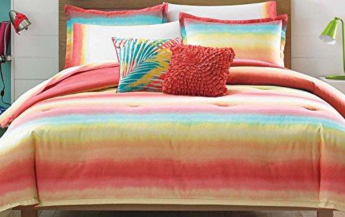 Teen-Vogue-Electric-Beach-Comforter-Set-Twin