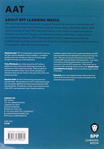 AAT Computerised Accounting (Workbook)