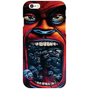 Apple iPhone 6 Back cover - Big Mouth Designer cases