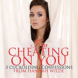 I'm Cheating On You Audiobook