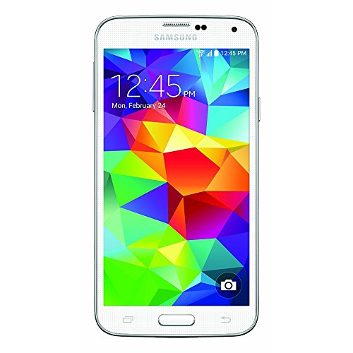 Samsung Galaxy S5 G900V 16GB Verizon / GSM Smartphone w/ 16MP Camera, White (Certified Refurbished) (Samsung Galaxy S5 Android compare prices)