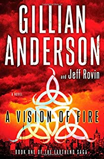 Book Cover: A Vision of Fire: A Novel