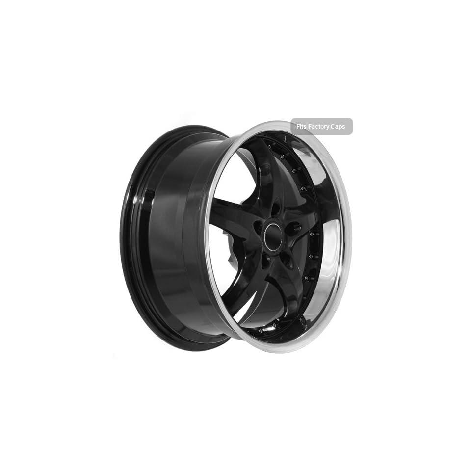 20 Inch BMW Wheels Rims Black fits 3 Series M3 Automotive