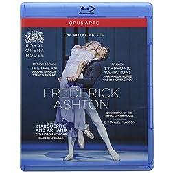 Frederick Ashton: The Dream; Symphonic Variations; Marguerite & Armand [Blu-ray]