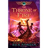 The Kane Chronicles, Book Two The Throne of Fireby Rick Riordan
