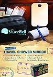 Der beschlagfreie Reisespiegel der Shave Well Company