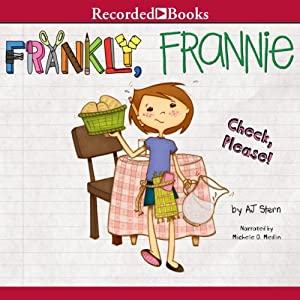 Frankly, Frannie: Check Please! Audiobook