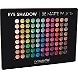 Bebeautiful Eyeshadow 88 Shades Palette, Matte