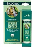 Badger Tension Soother Stick Certified Organic Tangerine & Rosemary 17g