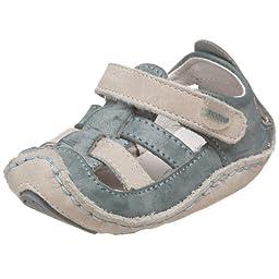 Beeko Bobbie Sandal  (Infant/Toddler),BLUE,16 M EU (1.5 M US Infant)