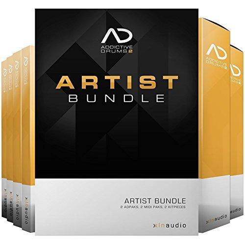 XLN Audio Addictive Drums 2 Artist Bundle PC/MAC (Addictive Drums Software compare prices)