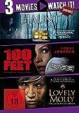 Haunt / 100 Feet / Lovely Molly [3 DVDs]