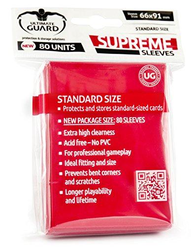 Supreme Red Sleeves (80)