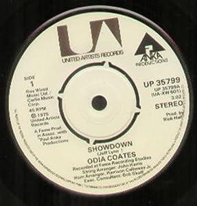 Amazon.com: Odia Coates: Showdown: Music