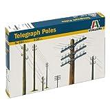 Italeri Telegraph Poles Kit