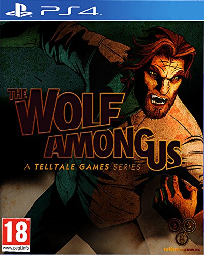 The wolf among us - PS4  | Telltale Games. Programmeur