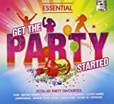 Get The Party Started: Essential Pop and Dance Anthems by Various (2009) Audio CD