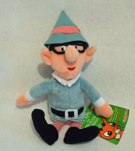 rudolf-the-red-nosed-reindeer-on-the-island-of-misfit-toys-collectable-beans-tall-elf-by-cvs-collect