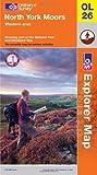 North York Moors - Western Area (OS Explorer Map)