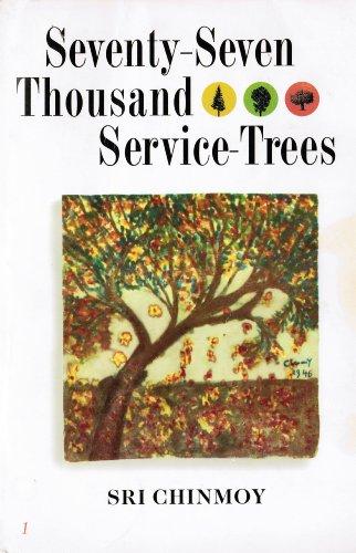 Sri Chinmoy - 77,000 Service-Trees 01
