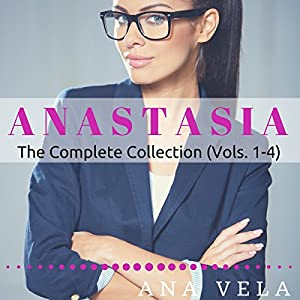 Anastasia: The Complete Collection Audiobook