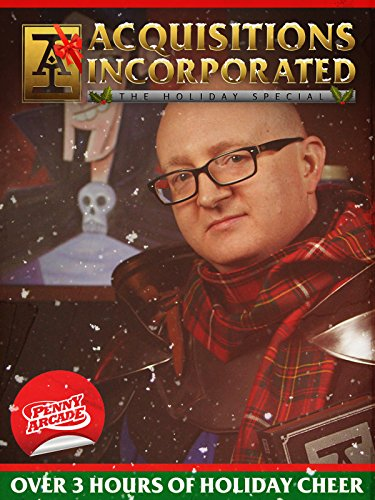 Acquisitions Incorporated: The Holiday Special