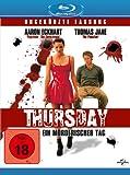 Thursday - Ungekürzte Fassung [Blu-ray]