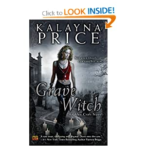 Grave Witch (Alex Craft, Book 1)