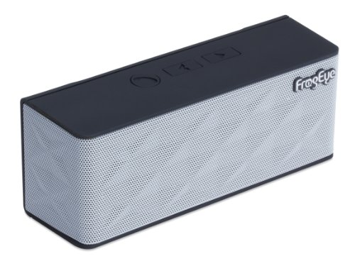 Frogeye Bt-S6-7 Hotbox S6 Wireless Speaker-Silver