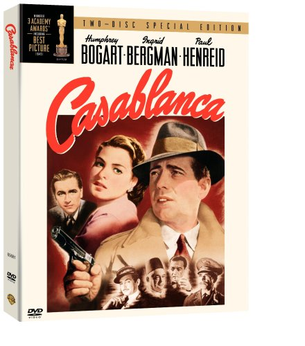 Cover art for  Casablanca (Two-Disc Special Edition)