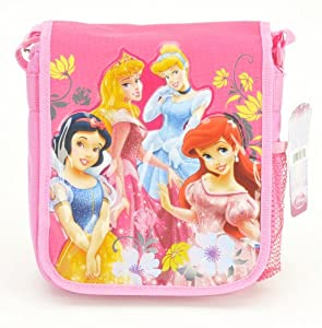 Hot Backpack Deal - Disney Princess DJ Insulated Lunch Bag and Trifold Wallet Set