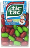 Tic Tac Holiday Special Cherry Apple Twist 1 oz. Packs (Pack of 12)
