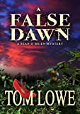 img - for A FALSE DAWN ((Mystery/Thriller)) book / textbook / text book