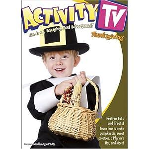 Activity Tv Thanksgiving Fun V1 by Echo Bridge Home Entertainment