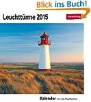 Leuchtt�rme Postkartenkalender 2015:...