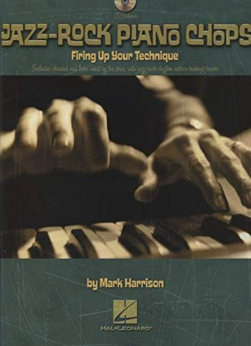Jazz-Rock Piano Chops