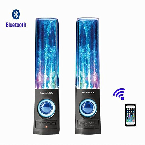 SoundSOUL Fountain Dancing Bluetooth Speakers