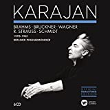 Brahms, Bruckner, Wagner, Strauss, Schmidt 1970-1981 (Karajan Official Remastered Edition)