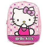 "Hello Kitty Preschool Backpack Toddler (11"" Hello Kitty Mini Backpack)"