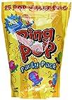 Bazooka Ring Pop Gusseted Bag, 7.50 O…