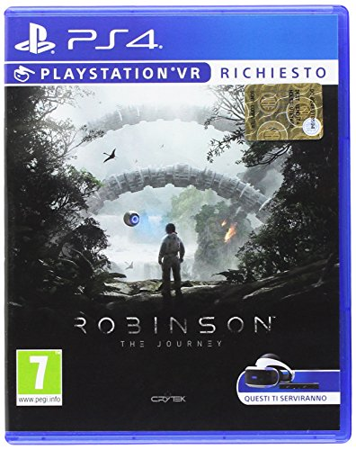 Robinson: The Journey [PlayStation VR ready] - PS VR - PlayStation 4
