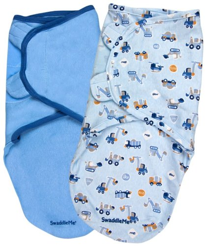 Summer Infant 2-Pk. Transportation Original Swaddleme front-576546
