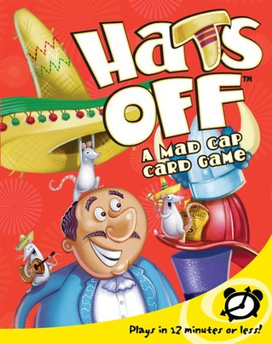 Hats Off A Mad Cap Card Game - 1