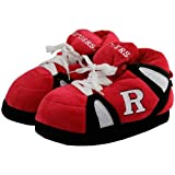 Rutgers Scarlet Knights Unisex Scarlet Sneaker Slippers