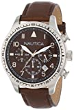 Nautica Unisex N16582G BFD 105 Chrono Watch