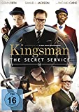 DVD & Blu-ray - Kingsman - The Secret Service